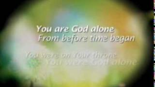 You Are God Alone (Not a God)
