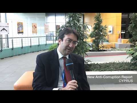 Interview Gianluca Esposito on GRECO Cyprus Report