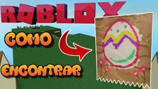 how to get egg DIY Egg - Roblox Egg Hunt 2018