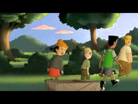 Recess School's Out - Scene From The Movie