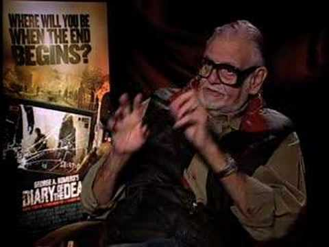 George A Romero's Diary of the Dead interview