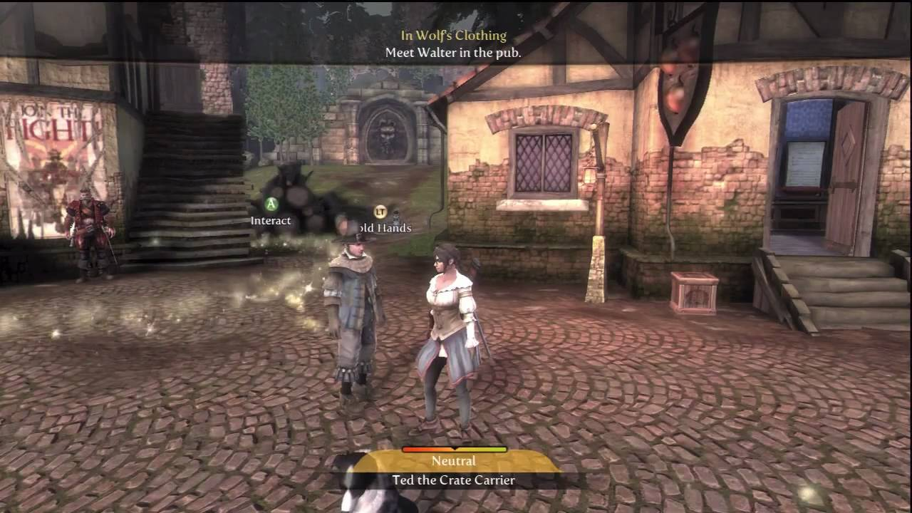 Fable 3 - The Co-op Mode