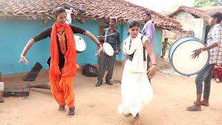मजेदार डांस गाँव का देहाती