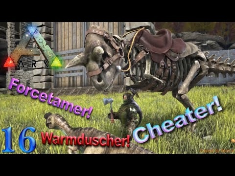 Lets play ark survival evolved s4e16 forcetame cheaten und lets play ark survival evolved s4e16 forcetame cheaten und eierfarm 20 ark deutschgerman malvernweather Image collections