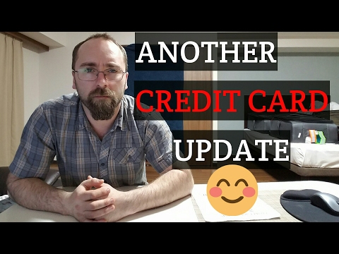 ANOTHER CREDIT CARD UPDATE! Paying Down My Debt. Road To Debt Freedom.
