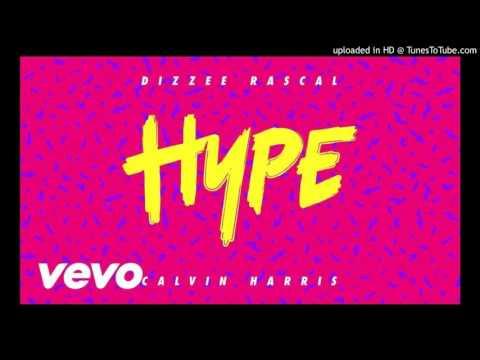 Dizzee Rascal & Calvin Harris - Hype (Instrumental)