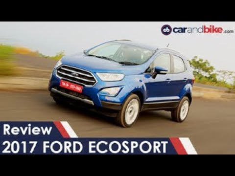 Ford Ecosport Facelift Review Ndtv Carandbike