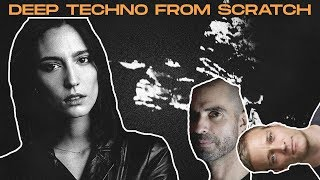 Deep Techno Track From Scratch Like Amelie Lens, Ben Klock, And Chris Liebing [Free Project File]