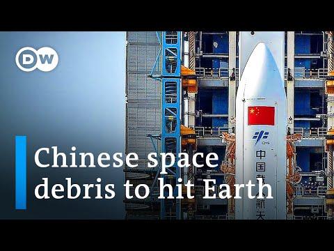 Is China's space debris dangerous? | DW News