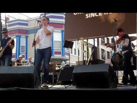 "Canasta - ""Major Tom (Coming Home)"" @ Guinness Oyster Fest, 9/16/12"
