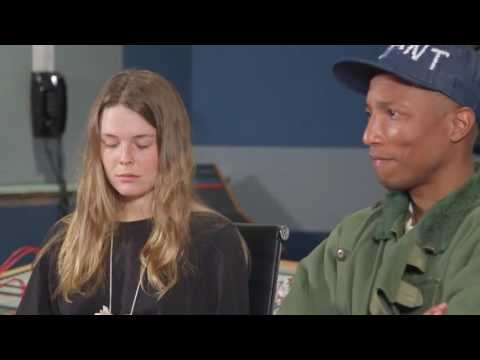 Masterclass Pharrell Williams   Maggie Rogers