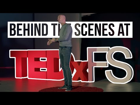 Download Behind the scenes at TEDX   Preparation for talk at TEDxFS