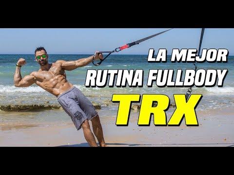 RUTINA FULLBODY TRX 25 min.    La mejor RUTINA (Pectoral, Espalda, Piernas, Hombros)
