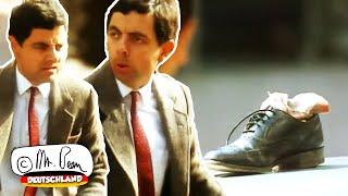 Mr. Bean verliert seine Schuhe