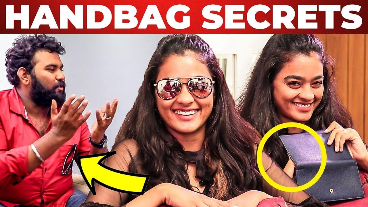 Handbag Revealed By Vj Ashiq