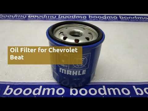 Oil Filter For Chevrolet Beat