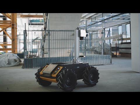 Digitizing construction sites with Scaled Robotics