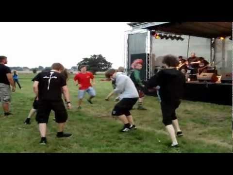 IX. Kuhstock Open Air- New Born Hate [part 1/2]