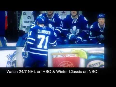 VidOvation Wireless HD SDI GoalCam On HBO's 24/7 NHL