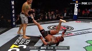 UFC 246: Anthony Pettis VS Carlos Diego Ferreira - FULL FIGHT