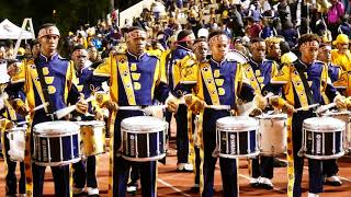 DrumRoll  SouthWest Dekalb HomeComing vs Arabia Mountain  2017
