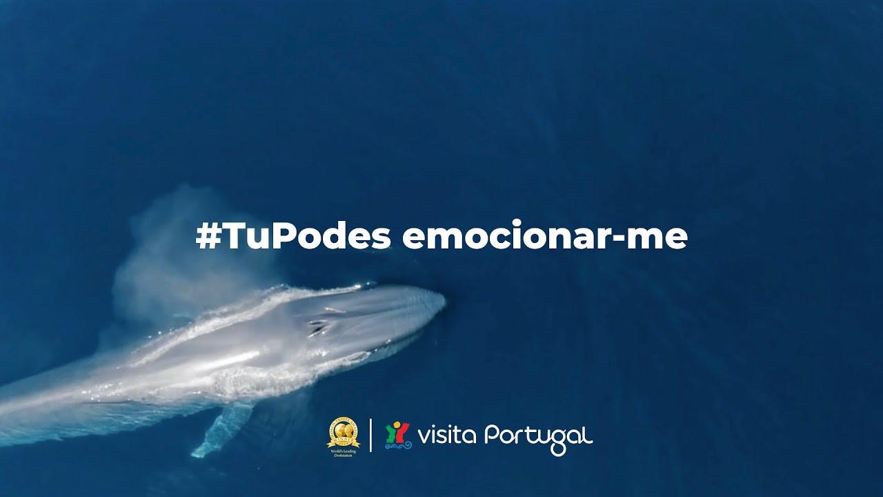Visita Portugal. #TuPodes emocionar-me