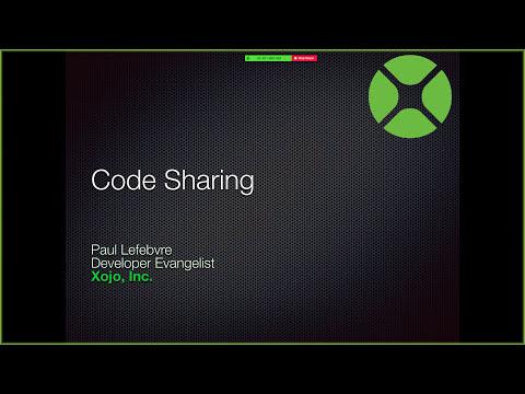 Code Sharing