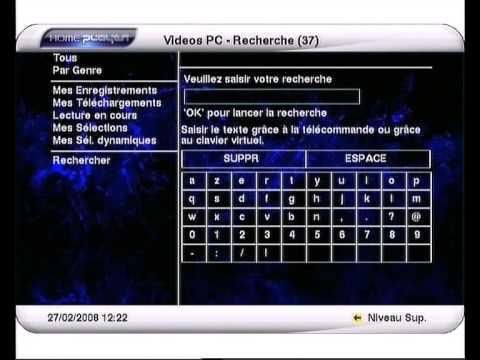 homeplayer pour freebox revolution