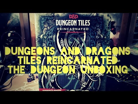 dungeons-&-dragons-tiles-reincarnated-the-dungeon-unboxing