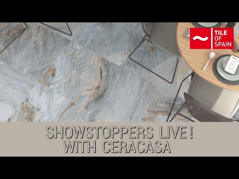 Showstoppers LIVE! with Ceracasa