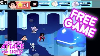 GET STEVEN UNIVERSE: ATTACK THE LIGHT FOR FREE!
