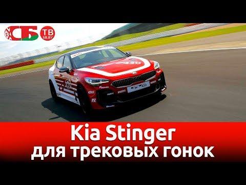 Kia Stinger для трековых гонок | видео обзор авто новостей 02.08.2019