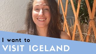 Plans to visit Iceland thumbnail picture.