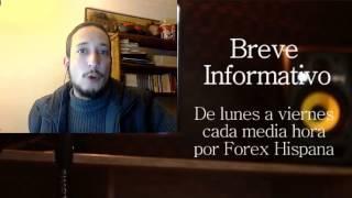 Breve Informativo - Noticias Forex del 23 de Enero 2017