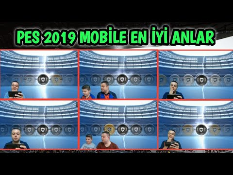 ABONEME HAYALİNDEKİ BARCELONA KADROSUNU KURDUM - eFootball PES 2021 MOBİLE TOP AÇILIMI
