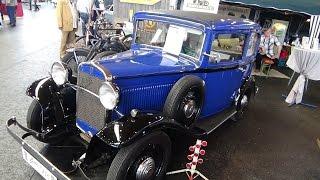 1932 Fiat Balilla 508 Lusso - Klassikwelt Bodensee 2016