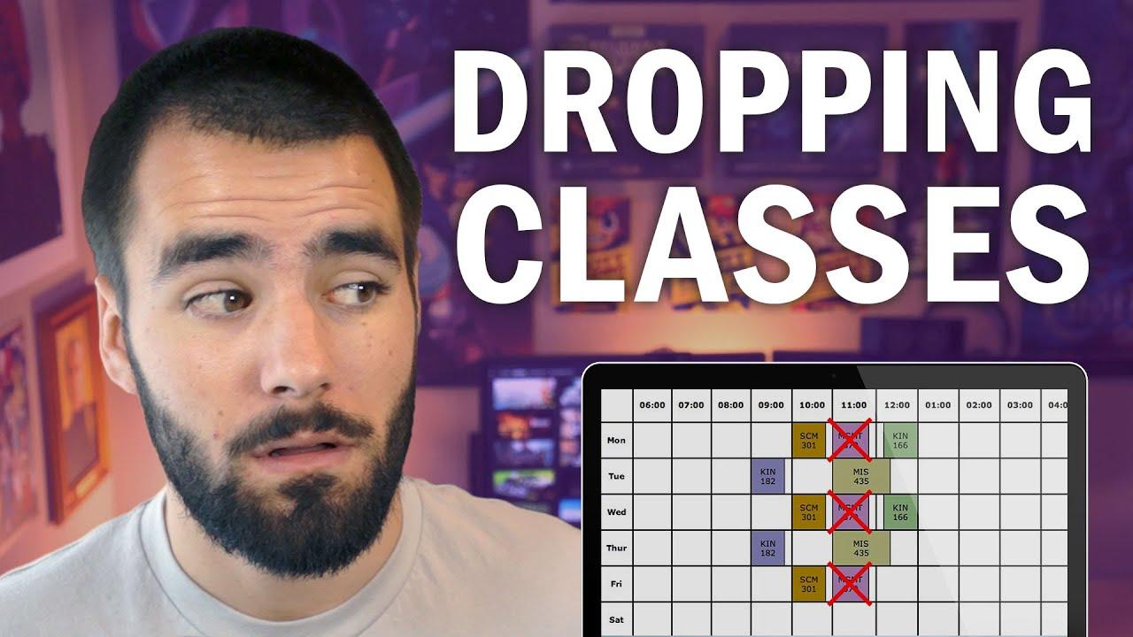 Too many classes? I need advice?