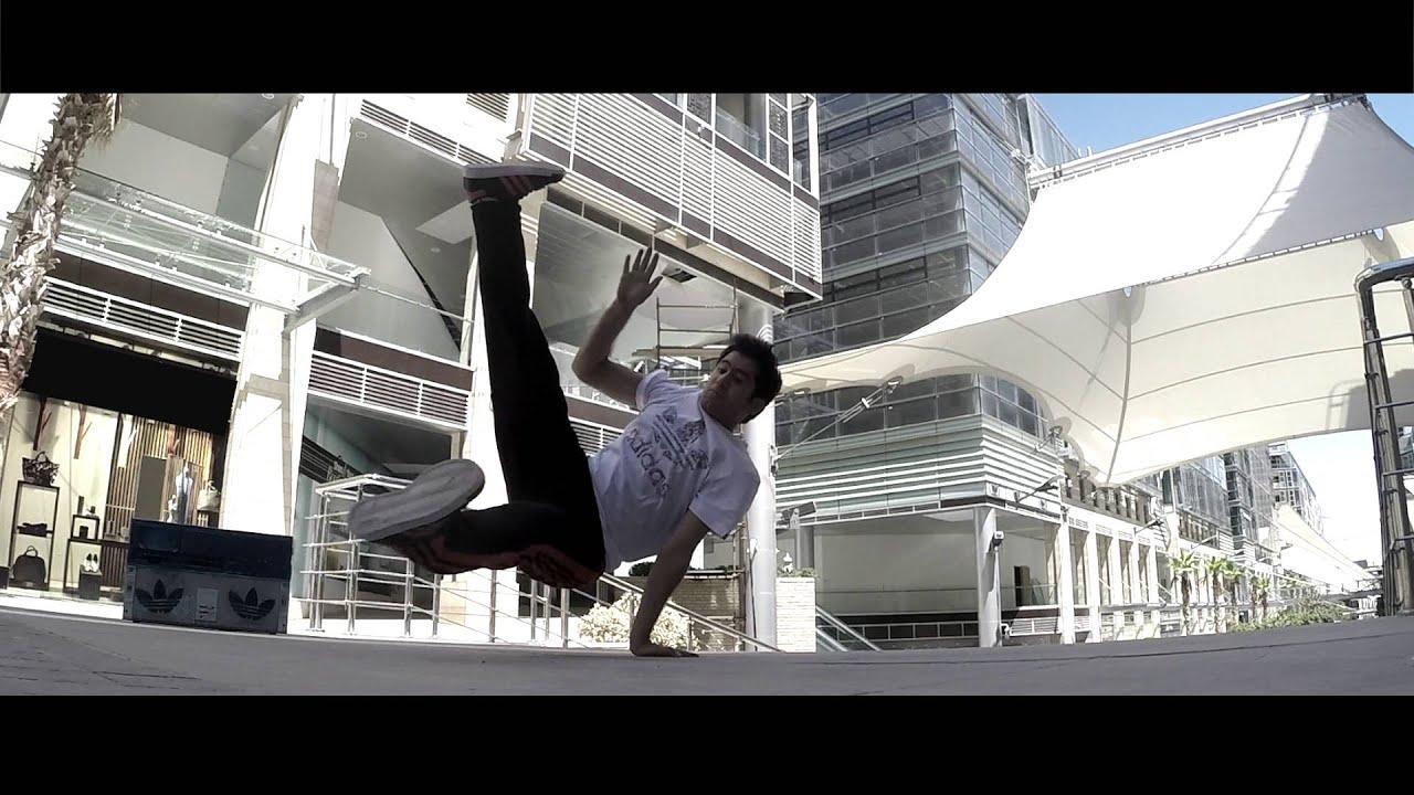 Adidas Dubai Branding Video 2014