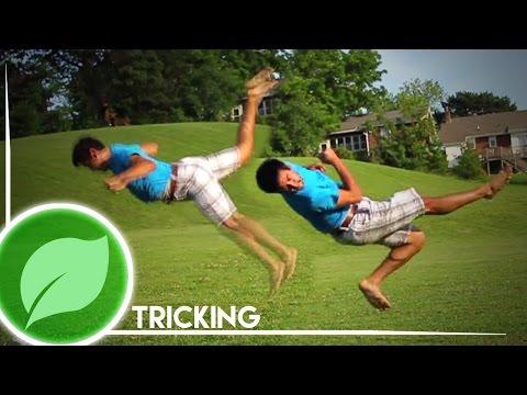 How To BKick / BTwist (Butterfly Kick / Butterfly Twist) | 2-in-1 Tutorial