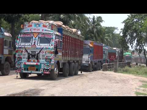 Land Port Bhomra in Bangladesh || Bhomra Border Satkhira