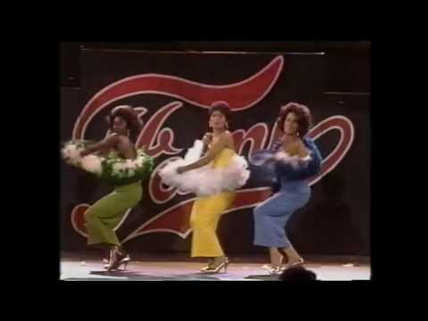 The Kids From Fame -  Mootown meets the Beach medley 1985 , Nia Peeples , Janet Jackson , Leroy 720p