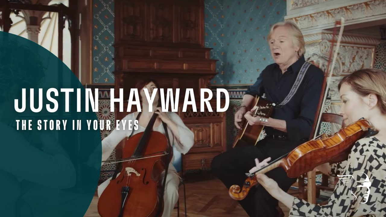 Justin Hayward - The Story In Your Eyes