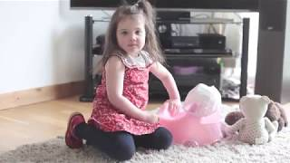 Potty Training Advice for Girls