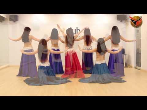 "Yalla Habibi - ""Feruza Jumaniyozova"" ( Choreography by Trịnh Huyền)"