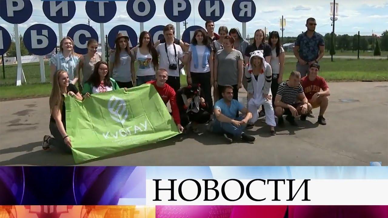 Во Владимирской области открылся форум «Территория смыслов на Клязьме».