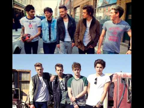 Story of my Life - One Direction and The Vamps (Special ... One Direction Names In Words
