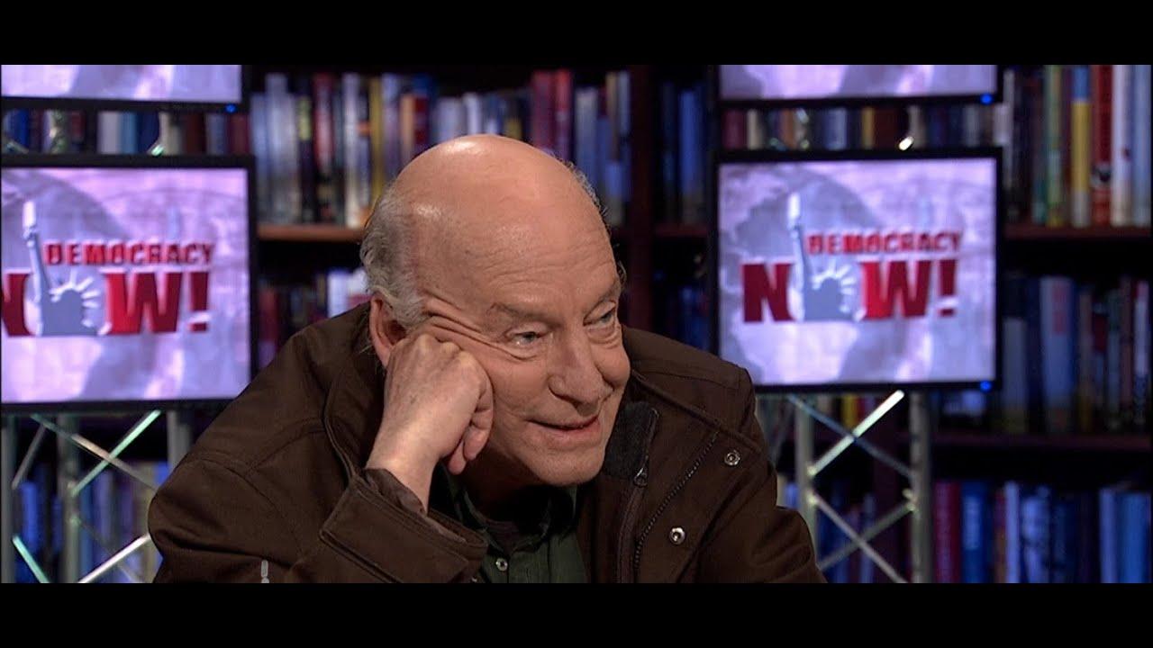 """Eduardo Galeano - Chronicler of Latin America's """"Open Veins,"""" on New Book """"Children of the Days"""" 2/2"""