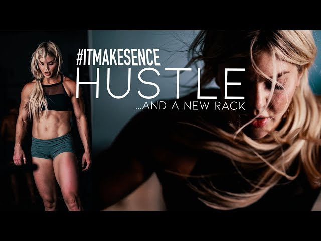 Brooke Ence - Hustle...and a New Rack
