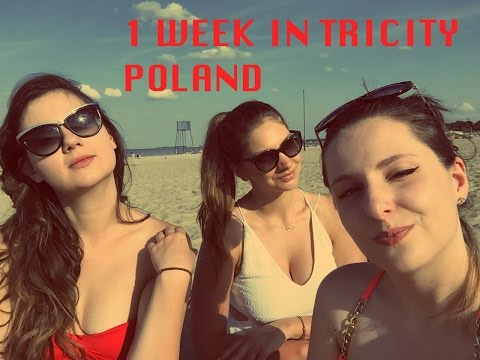 1 WEEK IN TRICITY - POLAND 2016