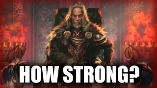 How Strong is the Empire Really? - Elder Scrolls Lore